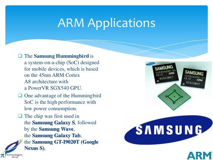 Arm processor architecture awareness session pi technologies