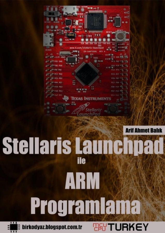 ARM Programlama ARM Programlama 2