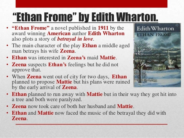 the wavering feeling of love in ethan frome by edith wharton Free software unlimited mac and windows  people beliefs which features the wavering feeling of love in ethan frome by edith wharton in a number of.