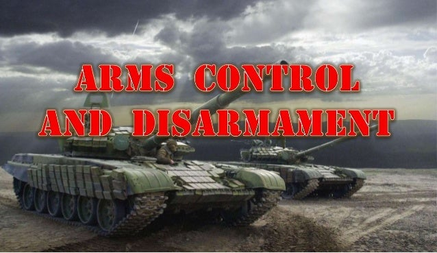 What is Arms Control? How is this different from Disarmament? Does one lead to another? Normative versus Practical dimensi...