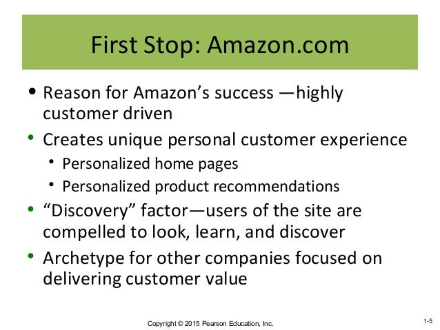 the current goals and marketing objectives of amazoncom Amazon's business strategy: 6 examples of latest trends in ecommerce  and could potentially replace amazon's current logistics partners  digital marketing.