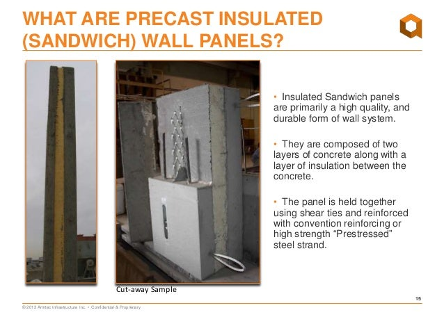 Armtec Precast Insulated Wall Panels Webinar