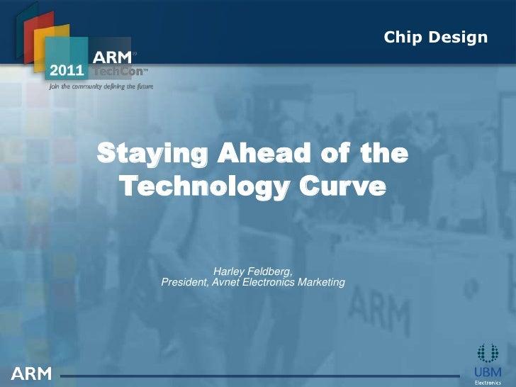 Chip DesignStaying Ahead of the Technology Curve               Harley Feldberg,    President, Avnet Electronics Marketing