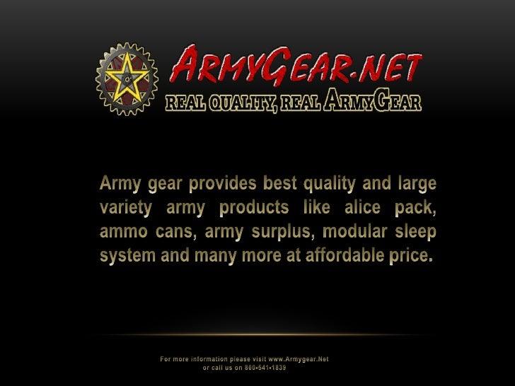www.armygear.net