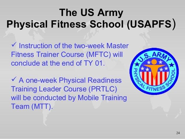 Us Army Prt Brief