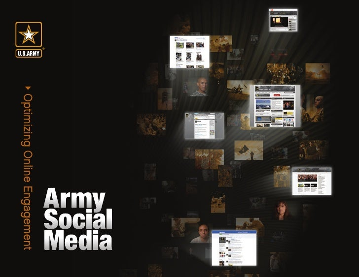 New Initiatives To Connect with the Army