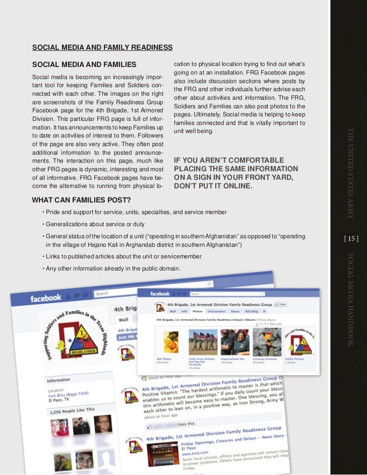 sociAl mEDiA AnD fAmily READinEsssociAl mEDiA AnD fAmiliEs                               cation to physical location tryin...