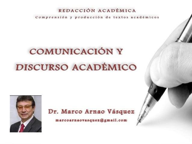 Dr. Marco Arnao Vásquez m a r c o a r n a o v a s q u e z @ g m a i l . c o m