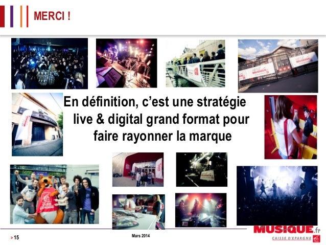 Paris 2 0 caisse d 39 epargne esprit musique arnaud - Plafond livret grand format caisse epargne ...