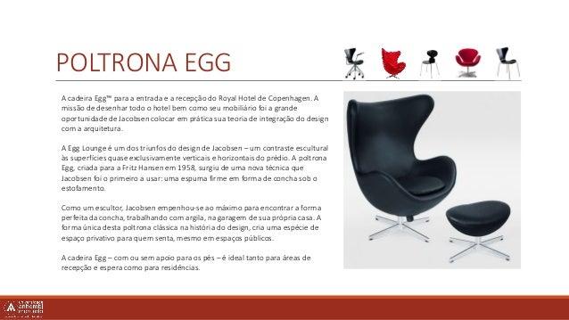 Arne Jacobsen Mobiliario E Design Do Produto