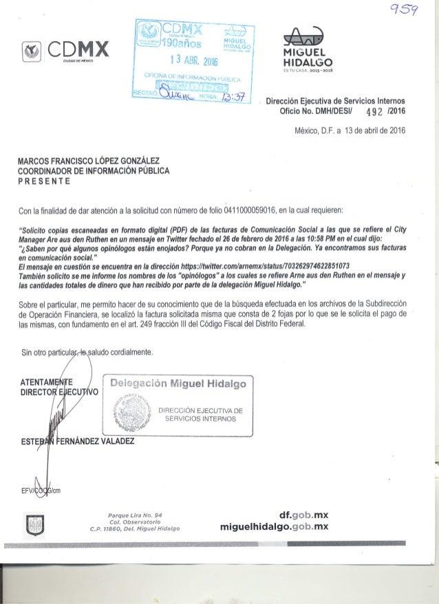9:5' 17   Colex r   :  EL  r a HIDALGO  f5 TU CASA.  2015 - 2018  ¿e37     Dirección Ejecutiva de Servicios Internos Ofici...