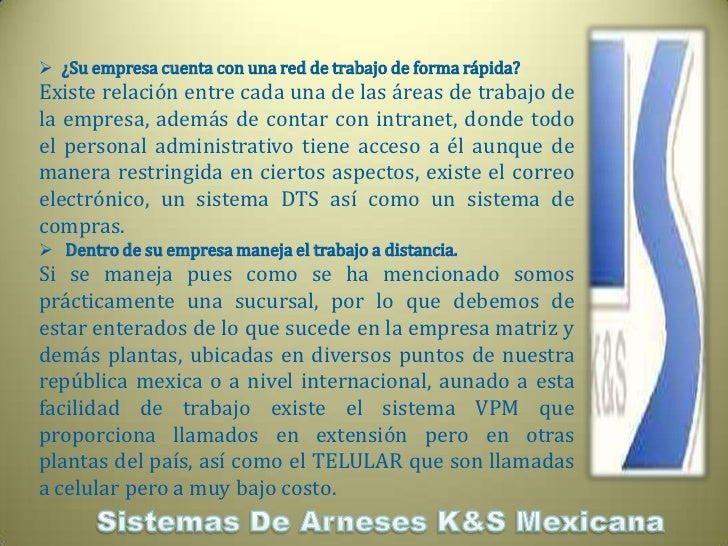 Organigrama De Nissan Mexicana >> Arneses