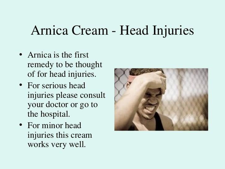 Arnica montana - Bruises, Trauma, Sprains, Falls Slide 3