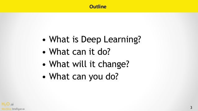 Strata San Jose 2016: Deep Learning is eating your lunch -- and mine Slide 3