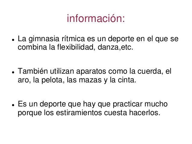 Aroa gimnasia r tmica for Gimnasia informacion