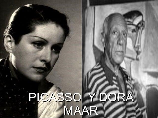 PICASSO Y DORAPICASSO Y DORAMAARMAAR
