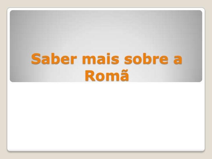 Saber mais sobre a      Romã