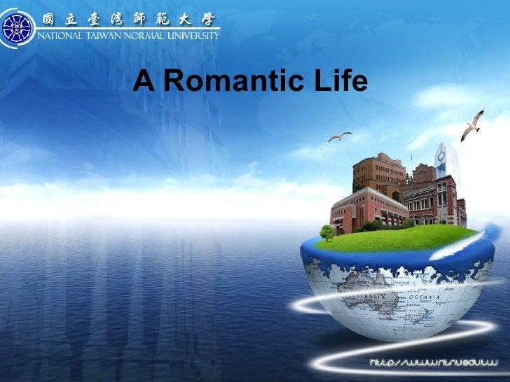 A Romantic Life