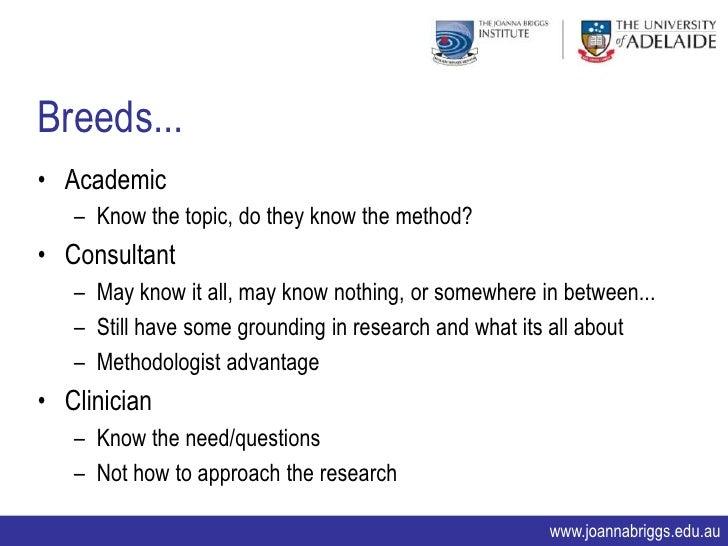 Research Methodologist