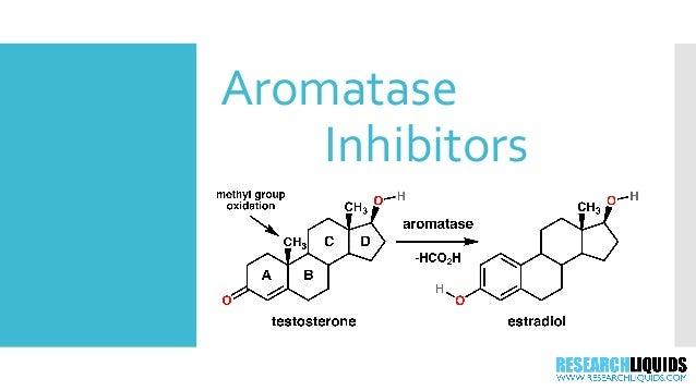 exemestane steroidal aromatase inhibitor