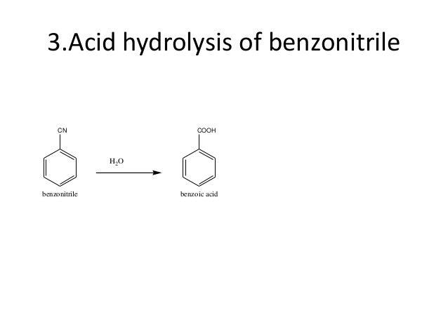 Chemistry of Aromatic acid