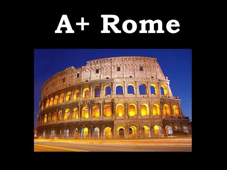 A+ Rome