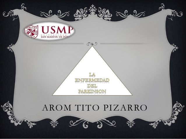 AROM TITO PIZARRO