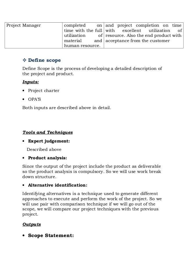Home construction project manager job description