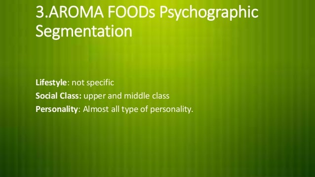 shan foods segmentation Strategic management comparision of shan foods and national foods - free  download as word doc (doc / docx), pdf file (pdf), text file.