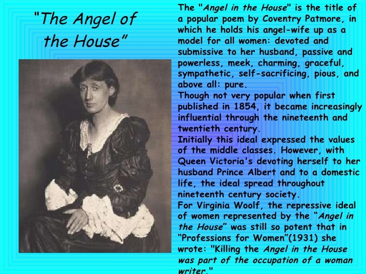 angel in the house virgina woolf essay In in angel essay woolf virginia the the killing house finance, an exchange rate (also known as a foreign-exchange rate, forex rate, er, fx rate or in angel essay woolf virginia the the killing house agio) between two currencies is the rate at which one currency will be.