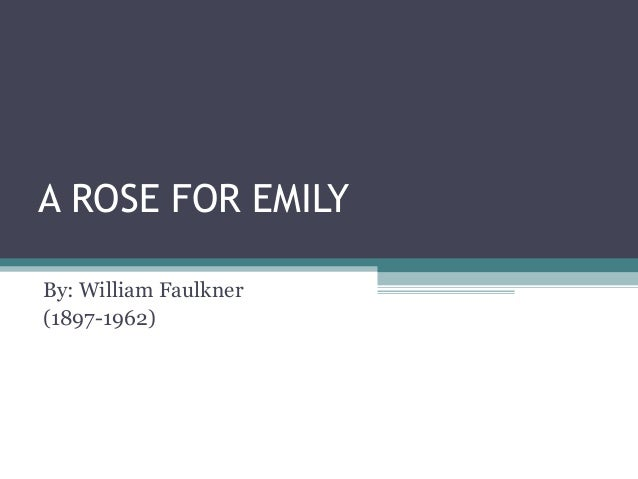 A Rose for Emily Questions and Answers