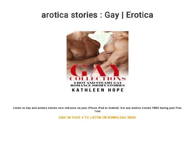 Gay erotic stories audio