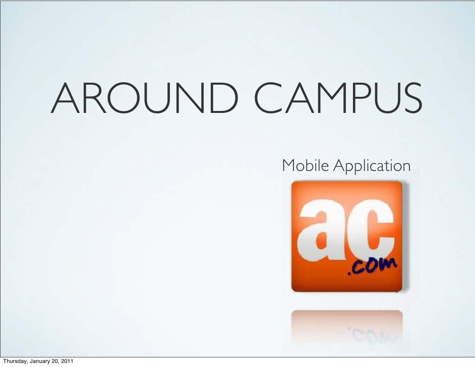 Image result for around campus app