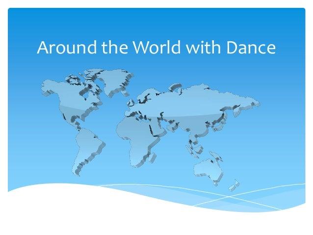 Around the World with Dance