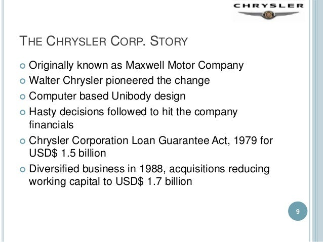 daimler chrysler merger the quest to create one company Before being merged with mitsubishi shipbuilding in 1934 to create mitsubishi  company thanks to this deal, chrysler  merger of daimler and chrysler,.