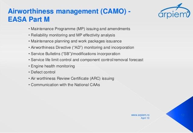 Arpiem Company Profile