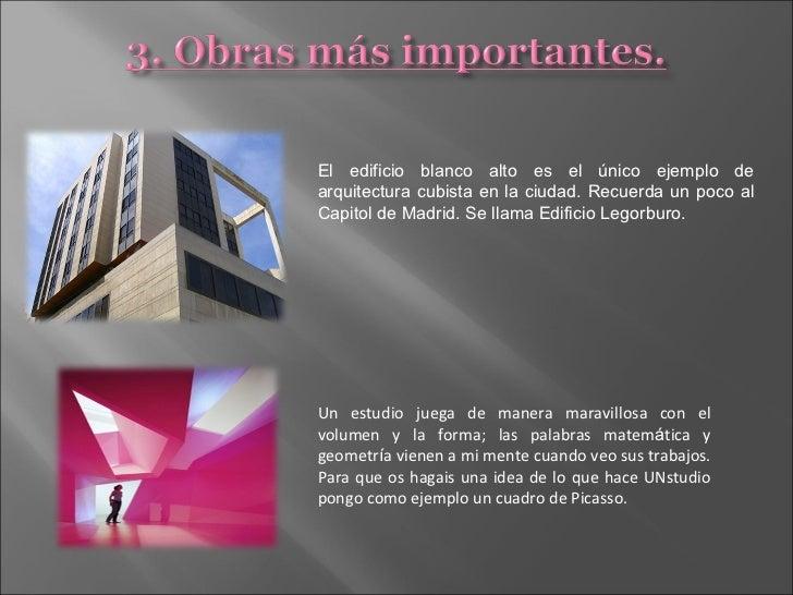 - Cubismo arquitectura ...