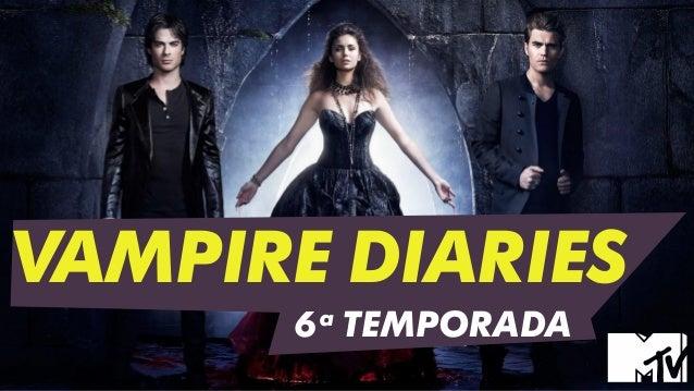 VAMPIRE DIARIES 6ª TEMPORADA