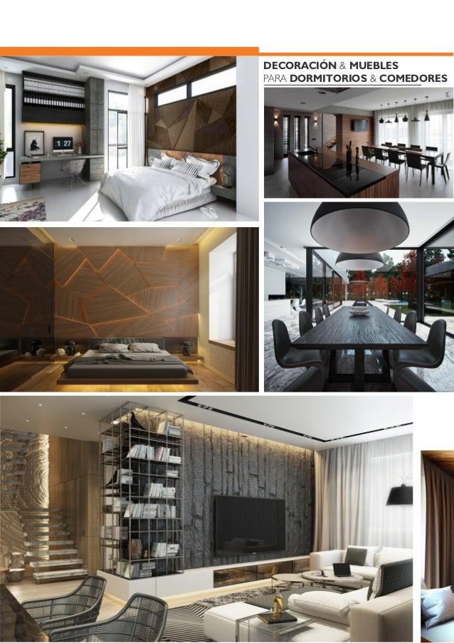 Catalogo de decoracion great madera carpintera y for Catalogos decoracion interiores