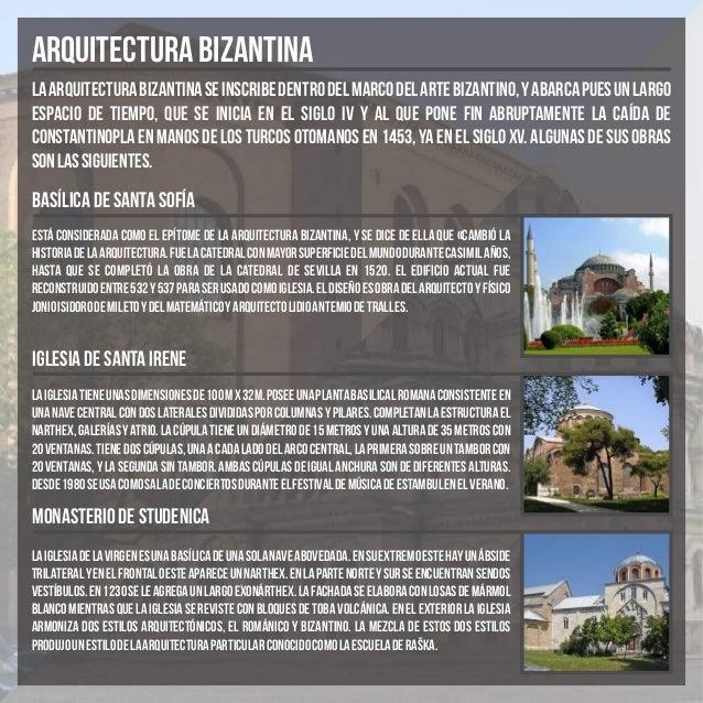 ARQUITECTURA PALEOCRISTIANA Y BIZANTINA  Slide 3