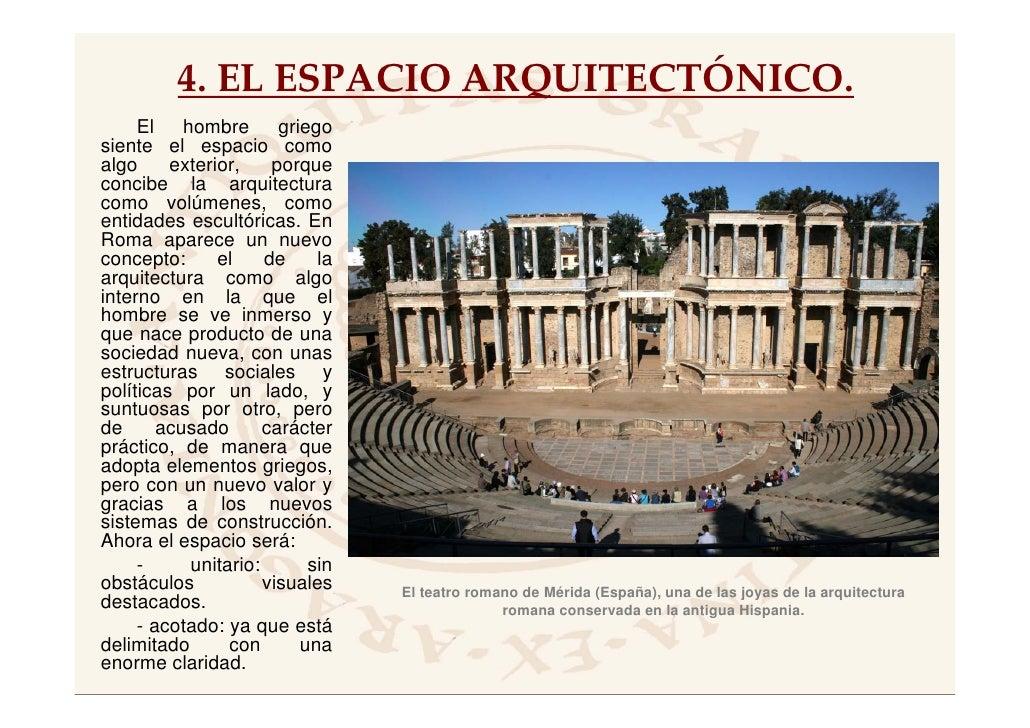 Arquitectura y urbanismo romano for Arquitectura y urbanismo