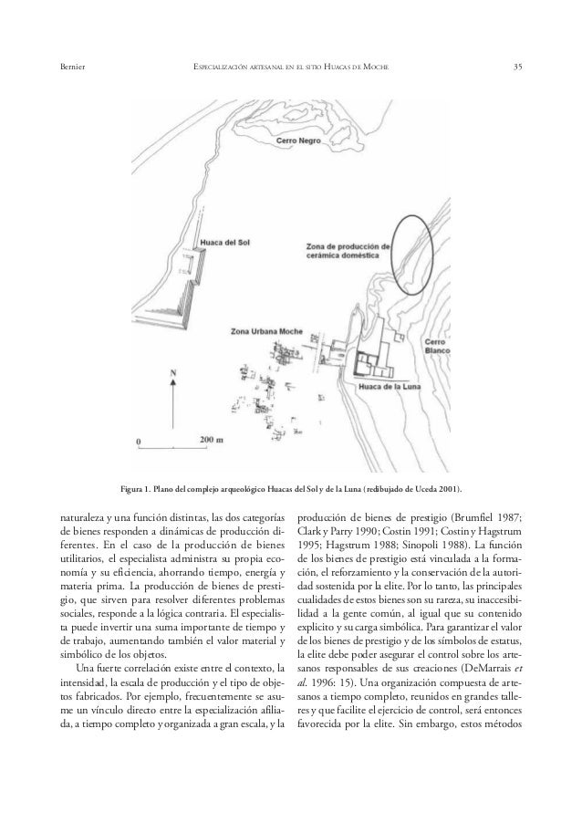 40 ARQUEOLOGÍA MOCHICA Figura 7. Artefactos provenientes del taller lapidario del Conjunto Arquitectónico 12 del sector ur...