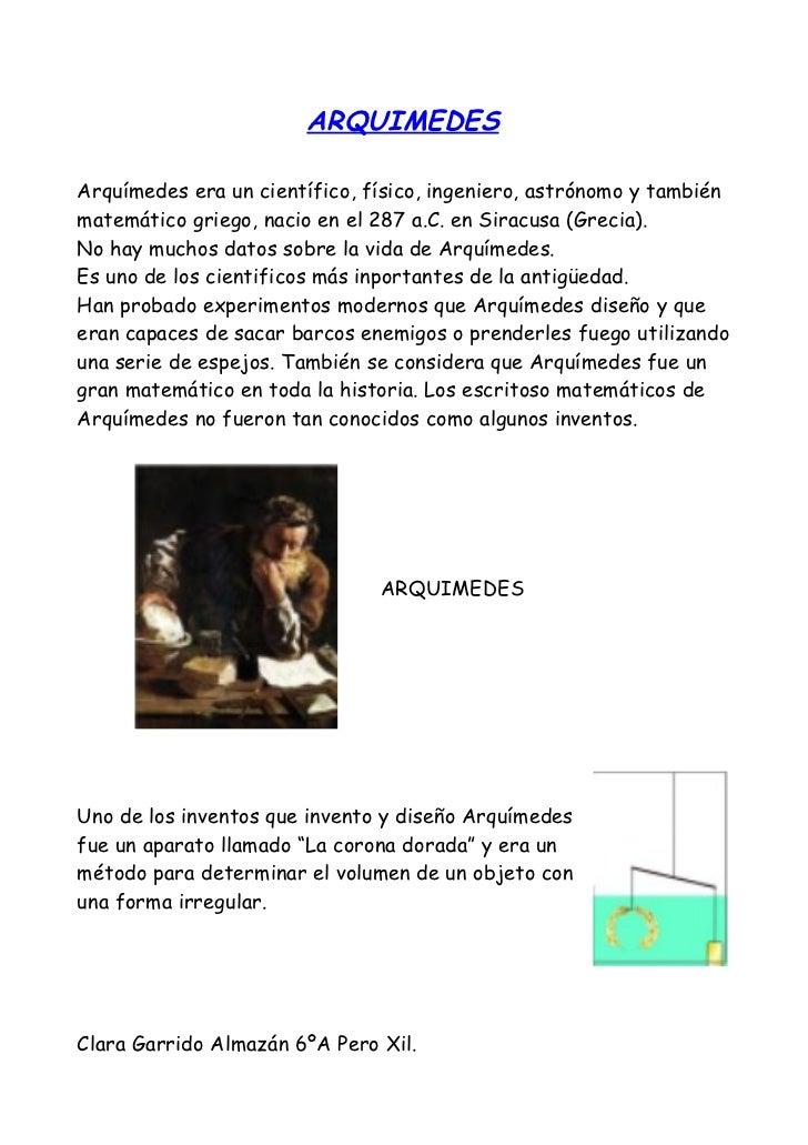 Arquimedesclara