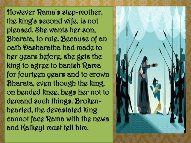 Short summary of ramayana story