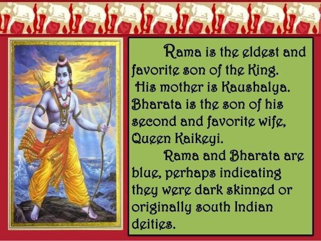 Summary ramayana story Short Story