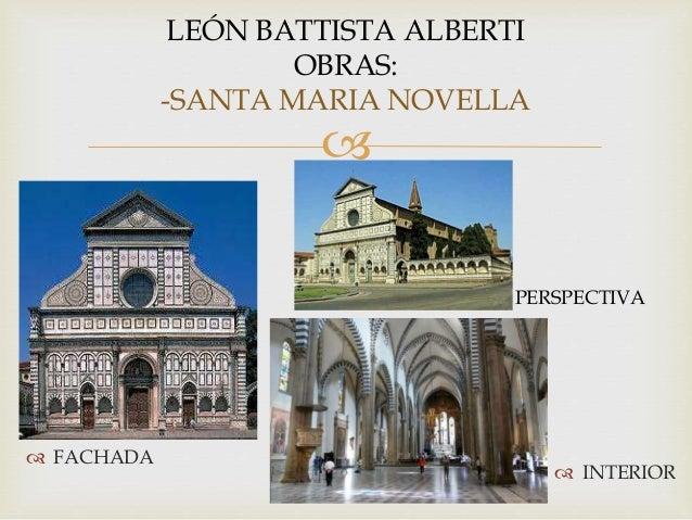 Arquitectos del renacimiento quattrocento cinquecento for Arquitectura quattrocento y cinquecento