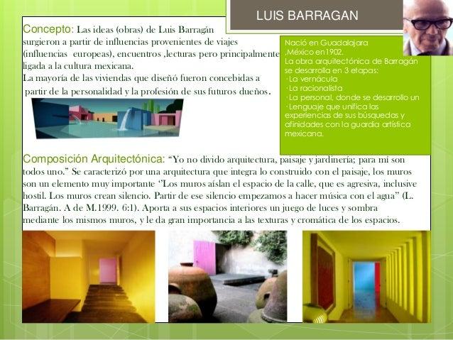 Arquitectos latinoamericanos y proceso compositivo Slide 2