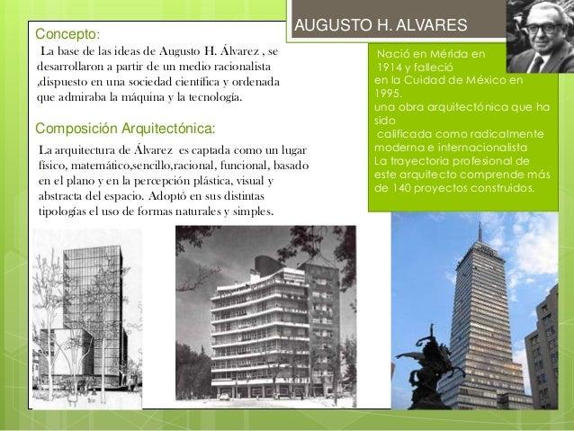 Arquitectos latinoamericanos y proceso compositivo Slide 3