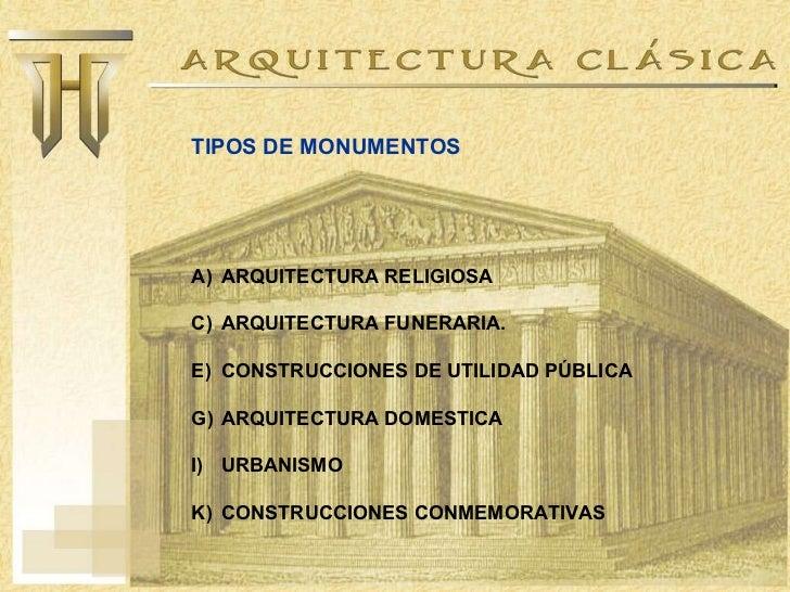 Arquitectura cl sica y renacentista for Arquitectura funeraria