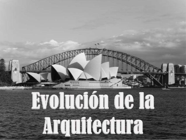 Introducción        En este trabajo,           hablaremos de           cómo ha avanzado           la arquitectura en      ...
